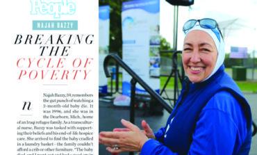 مجلة «بيبول» تختار نجاح بزي ضمن قائمة «عشر نساء يغيّرن العالم» لعام 2020