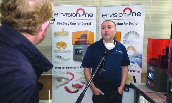 رجل أعمال لبناني أميركي يجيّر شركته التكنولوجية  في ديربورن لتصنيع أدوات طبية لمكافحة وباء كورونا
