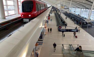 حركة المسافرين تنخفض إلى أقل من النصف عبر مطار ديترويت الدولي
