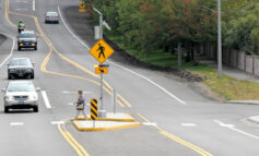 تركيب منظومات ضوئية لحماية سلامة المشاة أمام مسجدين ومدرسة في شرق ديربورن