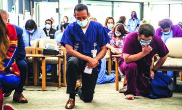 مستشفى غاردن سيتي يكّرم «أبطاله»