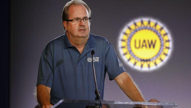 اعتراف الرئيس السابق  لاتحاد عمال السيارات  بالفساد