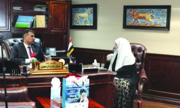 القنصل العراقي العام بديترويت: ننجز المعاملات عن بُعد