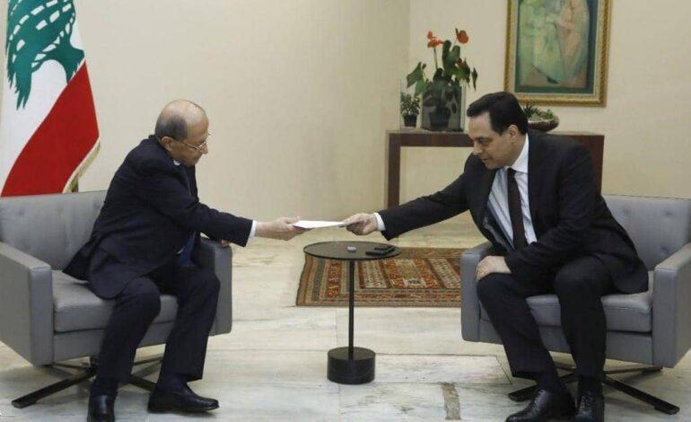 لبنان بعد الانفجار.. دياب استقال من رئاسة الحكومة .. فهل يعود الحريري إليها؟