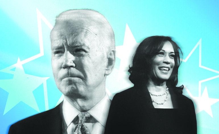 الحزب الديمقراطي يرشح بايدن–هاريس رسمياً للتخلص من «كابوس ترامب»