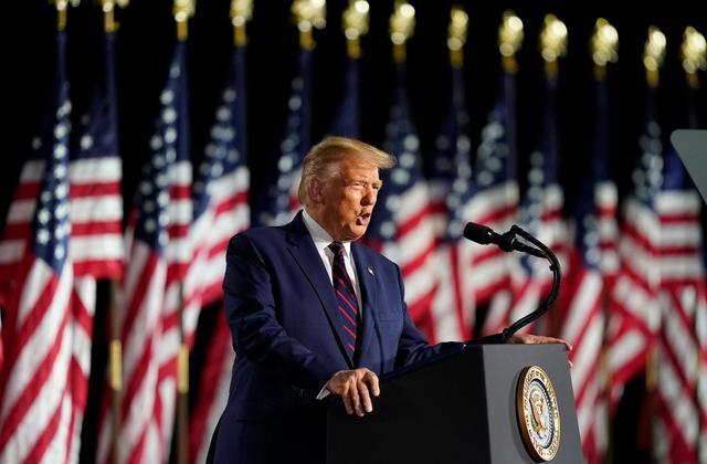 الجمهوريون يحشدون لأربع سنوات إضافية: ترامب أو الفوضى