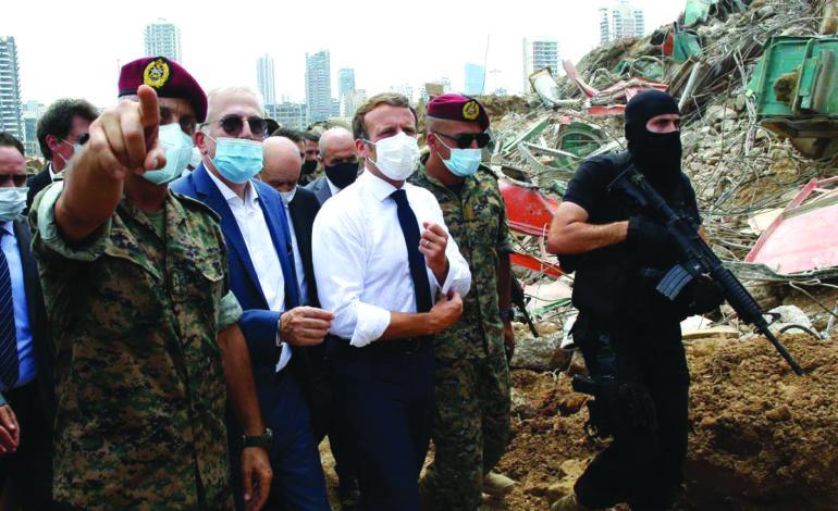 بانتظار ماكرون .. هل يستطيع اللبنانيون حل خلافاتهم وتشكيل حكومة جديدة؟
