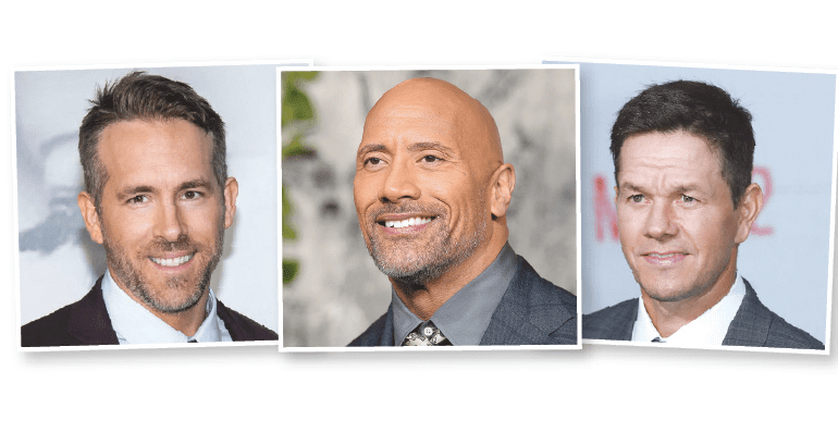 الممثلون الأعلى أجراً في 2020
