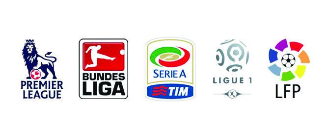 الدوريات الأوروبية الكبرى من دون جمهور