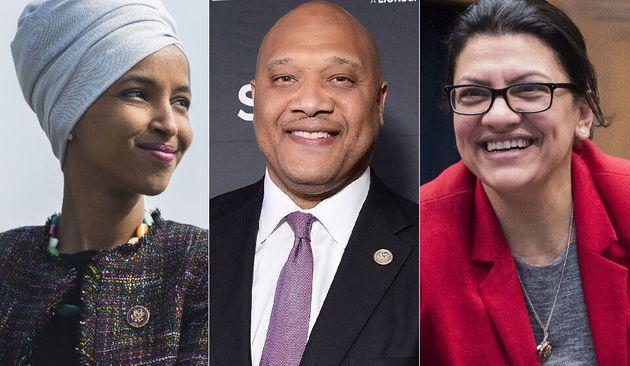 نواب مسلمون في الكونغرس يطالبون «آيس» بإجراء تحقيق حول إجبار معتقلين مسلمين على تناول لحم الخنزير