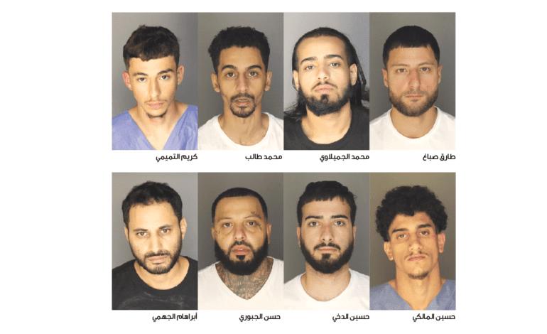 اعتقال عدد لافت من الشبان العرب في جرائم عنف ومخدرات بمدينة ديربورن