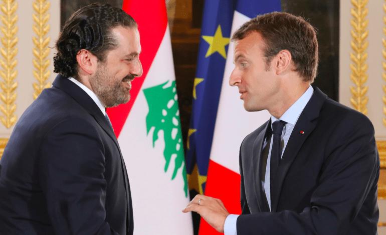 «الحريري الفرنسي» .. هل يعود إلى رئاسة الحكومة تحت مظلة مبادرة ماكرون؟