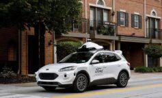 «فورد» تعتزم إطلاق سيارات ذاتية القيادة بحلول 2022