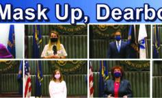 بلدية ديربورن تطلق مسابقة فيديو حول أهمية الكمامة لمكافحة كورونا