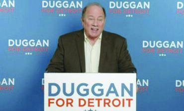 داغن يترشح للاحتفاظ برئاسة بلدية ديترويت لأربع سنوات إضافية