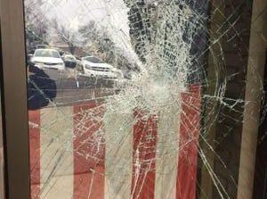 اعتداء على مقر الحزب الجمهوري في مقاطعة أوكلاند