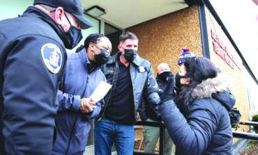 شرطة ديترويت تعتذر لعائلة فقيرة