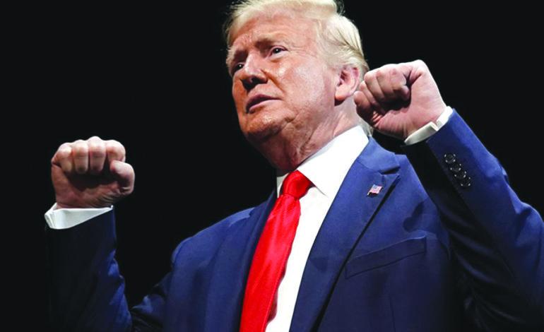 غيض من «فوضى» سياسة ترامب الخارجية