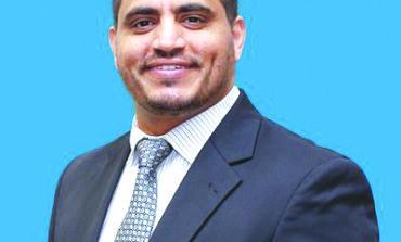 سعد المسمري  يعلن ترشحه لرئاسة  بلدية هامترامك