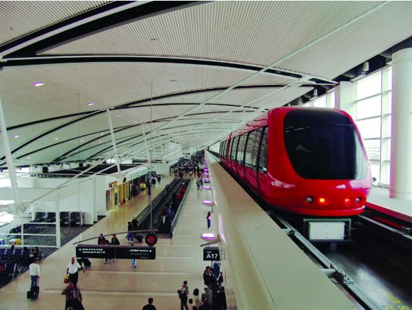 مطار ديترويت الدولي ينال جائزة الخدمة  لعام 2020