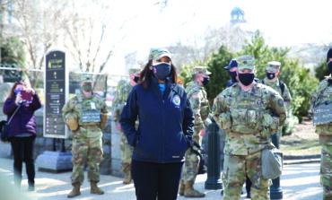 ويتمر ترفض إبقاء قوات حرس الولاية في واشنطن لشهرين إضافيين
