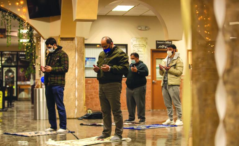 عودة تدريجية للأجواء الرمضانية في مساجد الديربورنين