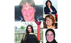 بلدية ديربورن هايتس تكرّم ثلاث عربيات بجائزة القيادة النسائية