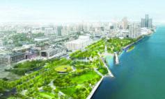 تطوير واجهة ديترويت النهرية  .. على قدم وساق