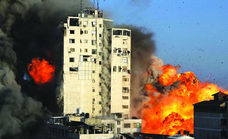 فلسطين تهبّ في وجه الاحتلال .. والمقاومة تشهر «سيف القدس»