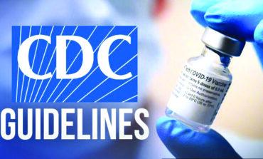 CDC: لقاح «كوفيد–١٩» يُغني عن الكمامة