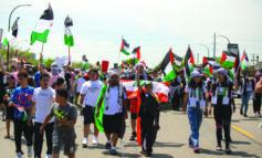 قوة الجالية في وحدتها.. وقوة فلسطين في سلاح المقاومة