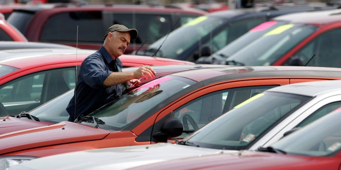 ارتفاع صاروخي لأسعار السيارات المستعملة في منطقة ديترويت
