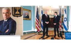 دولة الاحتلال تعيد ترتيب بيتها الداخلي بإزاحة نتنياهو .. وإدارة بايدن تؤكد التزامها بتفوق إسرائيل العسكري
