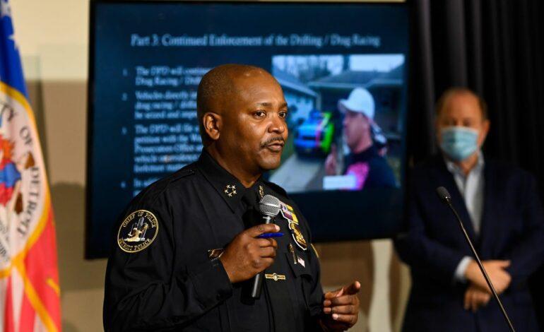 شرطة ديترويت تضع خطة شاملة لمكافحة الضوضاء والحفلات العشوائية والسباقات الاستعراضية في أحياء المدينة