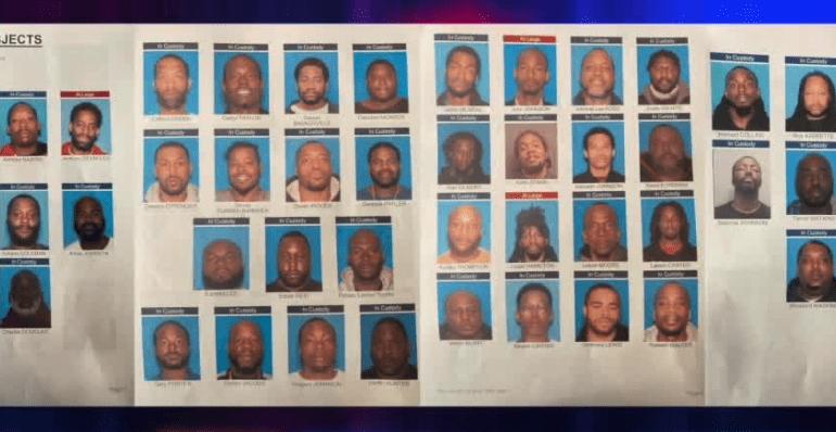 السلطات الفدرالية تفكّك واحدة من أعنف عصابات الشوارع في ديترويت