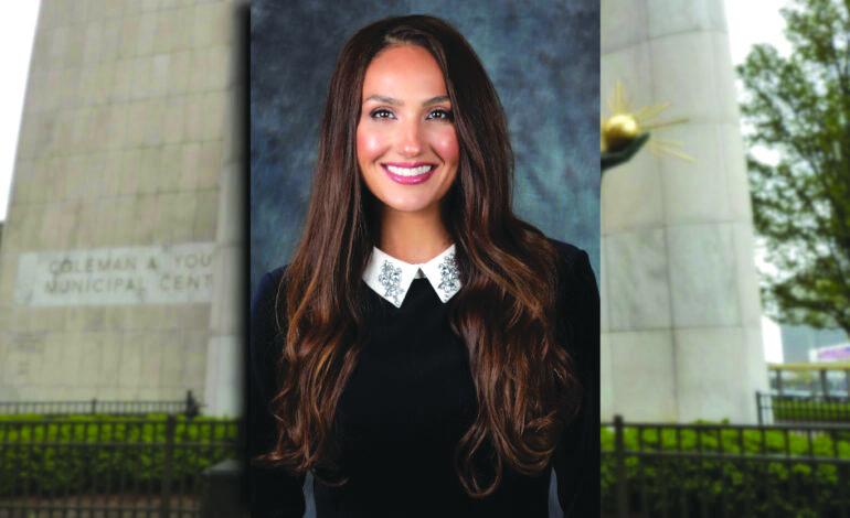 تعيين إيفانا إبراهيم بمنصب قاضٍ في محكمة مقاطعة وين