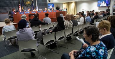 اجتماع عاصف في مجلس بلدية ديربورن.. و«صدى الوطن» تستوضح أسباب الفيضانات في شرق المدينة
