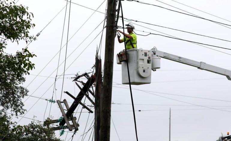 المدعي العام في ميشيغن تطالب شركتي الكهرباء في الولاية  بتعويض المستهلكين عن انقطاع التيار المتكرّر
