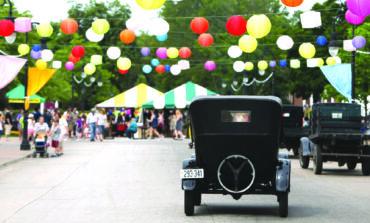 مهرجان السيارات التاريخية يعود إلى «قرية غرينفيلد»