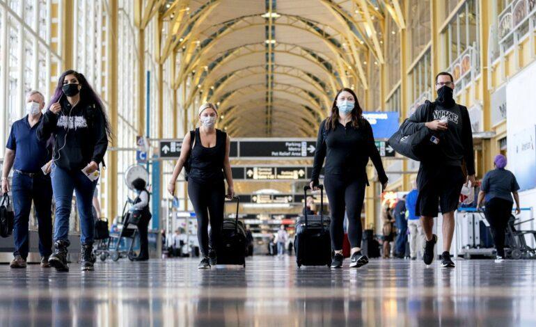 المطارات الأميركية تستعد لاستقبال الأجانب الملقحين ضد كورونا ابتداء من مطلع نوفمبر