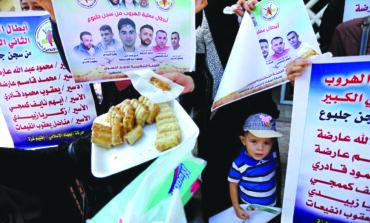أبطال سجن جلبوع .. يقهرون الاحتلال