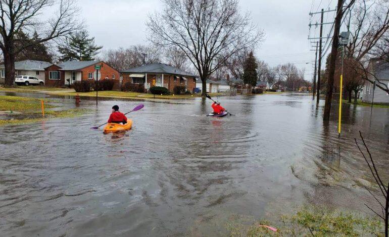 بلدية ديربورن هايتس تستأنف شراء المنازل في جنوب المدينة لمعالجة معضلة الفيضانات المتكررة
