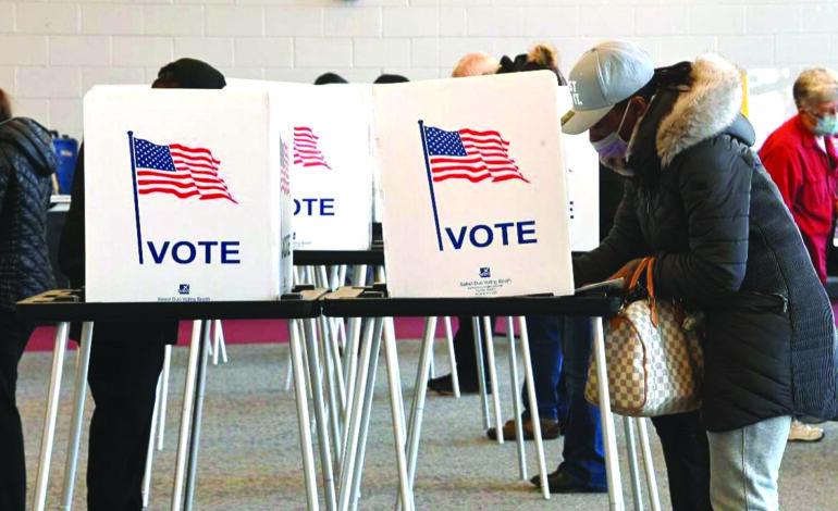 عبر عريضة شعبية .. الجمهوريون يبدأون خطتهم لتشديد نظام التصويت في ميشيغن