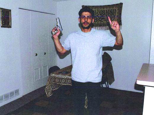 فلسطيني أميركي يواجه السجن لسنوات بعد إدانته بحيازة أسلحة غير شرعية