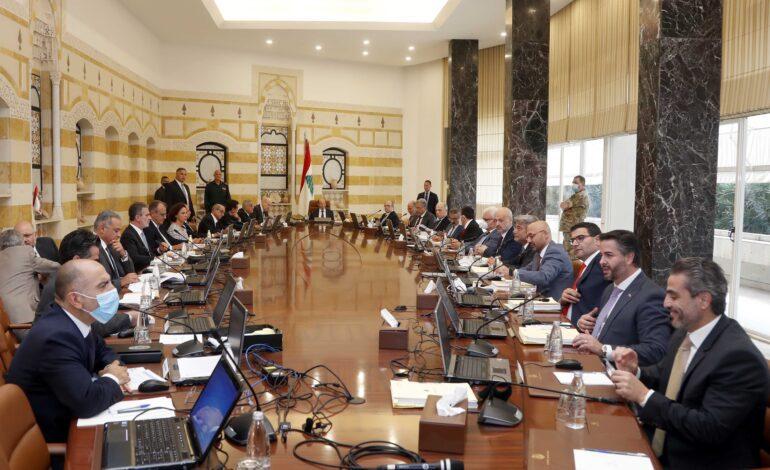 الهمّ المعيشي يشغل اللبنانيين .. والحكومة تعقد أولى جلساتها بأجواء إيجابية