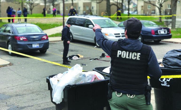 ديترويت ثاني أخطر المدن الأميركية في جرائم العنف .. ولانسنغ التاسعة