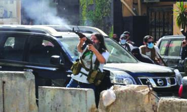 خميس أسود يعيد اللبنانيين لأجواء الحرب الأهلية